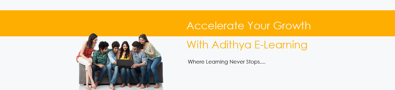 Online software Training from India - Adithyaelearning