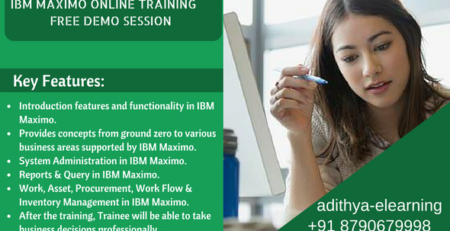 IBM Maximo Online Training from India