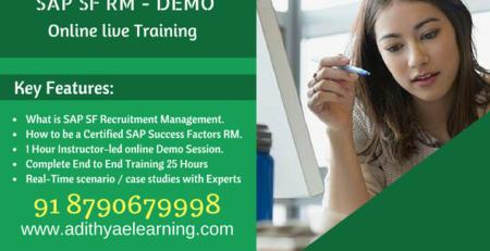 SAP Success Factors Recruiting Management Online Training