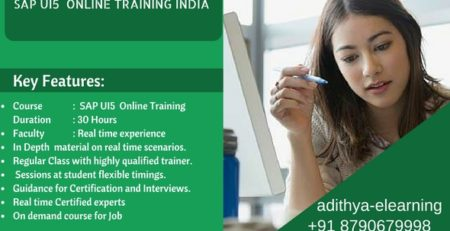 SAP UI5 Online Training from India