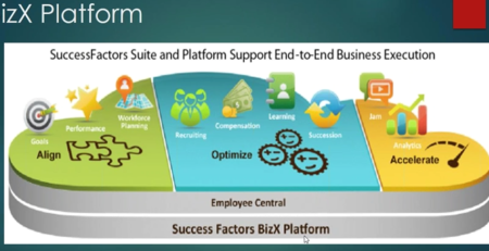 BizX Platform - Success Factors Online Training